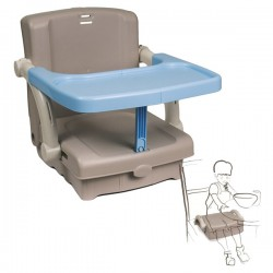 5 en 1 HI-SEAT - Réhauss de Babysun Nursery sur Couches Zone