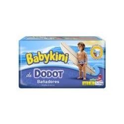 Maillot de bain - Pack 12 Couches de bains de Dodot taille 44