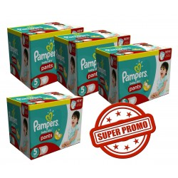 Baby Dry Pants - Giga Pack 114 Couches Pampers 6