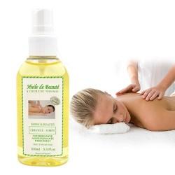 Huile de massage Corps, relaxation et bien être sur Couches Zone