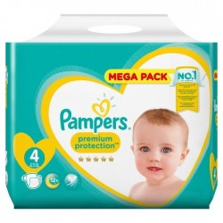 Pack 39 Couches Pampers New Baby - Premium Protection taille 4