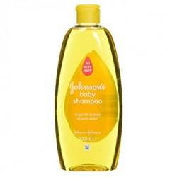 Shampooing doux bébé Johnson 300 ml sur Couches Zone