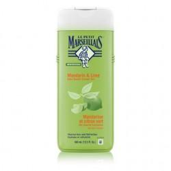 Le Petit Marseillais Douche 400 ml Mandarine & Citron Vert sur Couches Zone