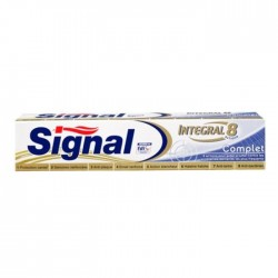 Dentifrice Signal Integral 8 Complet sur Couches Zone