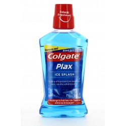 Colgate Plax 500 ml Ice Splash sur Couches Zone