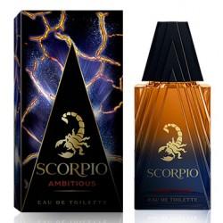 Scorpio Eau de Toilette 75 ml Ambitious sur Couches Zone