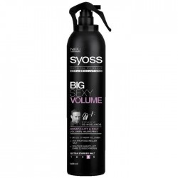 Syoss Laque 300 ml Big Sexy Volume N°4 sur Couches Zone