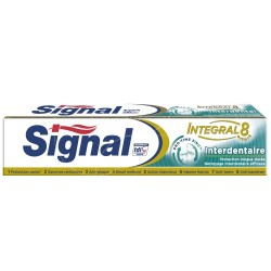 Signal 75 ml Integral 8 Interdentaire sur Couches Zone