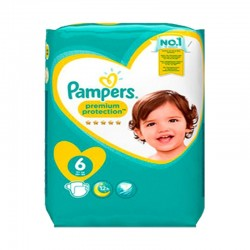 Pack 56 Couches Pampers New Baby Premium Protection sur Couches Zone