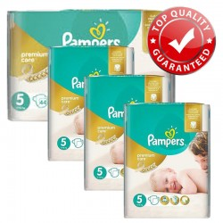 Maxi Giga Pack 416 Couches Pampers Premium Care - Prima taille 5
