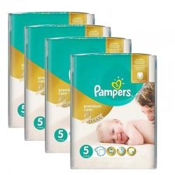 Maxi Giga Pack 240 Couches Pampers Premium Care Prima sur Couches Zone