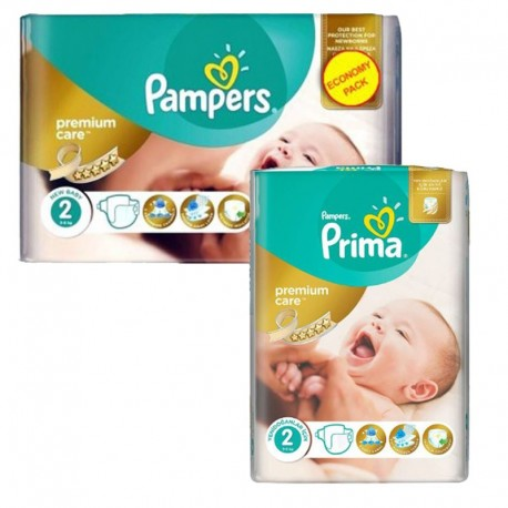 Pack 114 Couches New Baby Premium Care sur Couches Zone