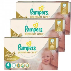 Mega Pack 420 Couches Pampers Premium Care - Prima sur Couches Zone