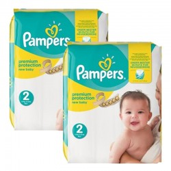 Pack 88 Couches New Baby Premium Protection sur Couches Zone