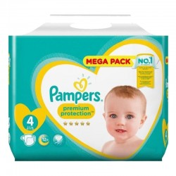 Pack 82 Couches Pampers New Baby Premium Protection sur Couches Zone